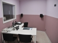 Óptica Egüés - Sala insonorizada para realizar pruebas audiológicas